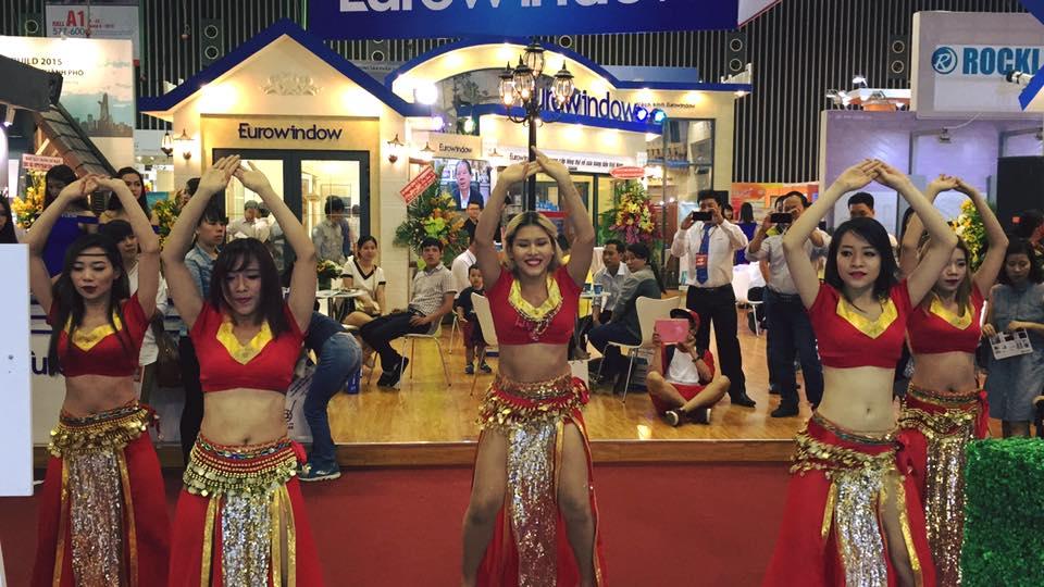 Fastevent cho thuê nhóm nhảy Sexy Dance chuyên nghiệp