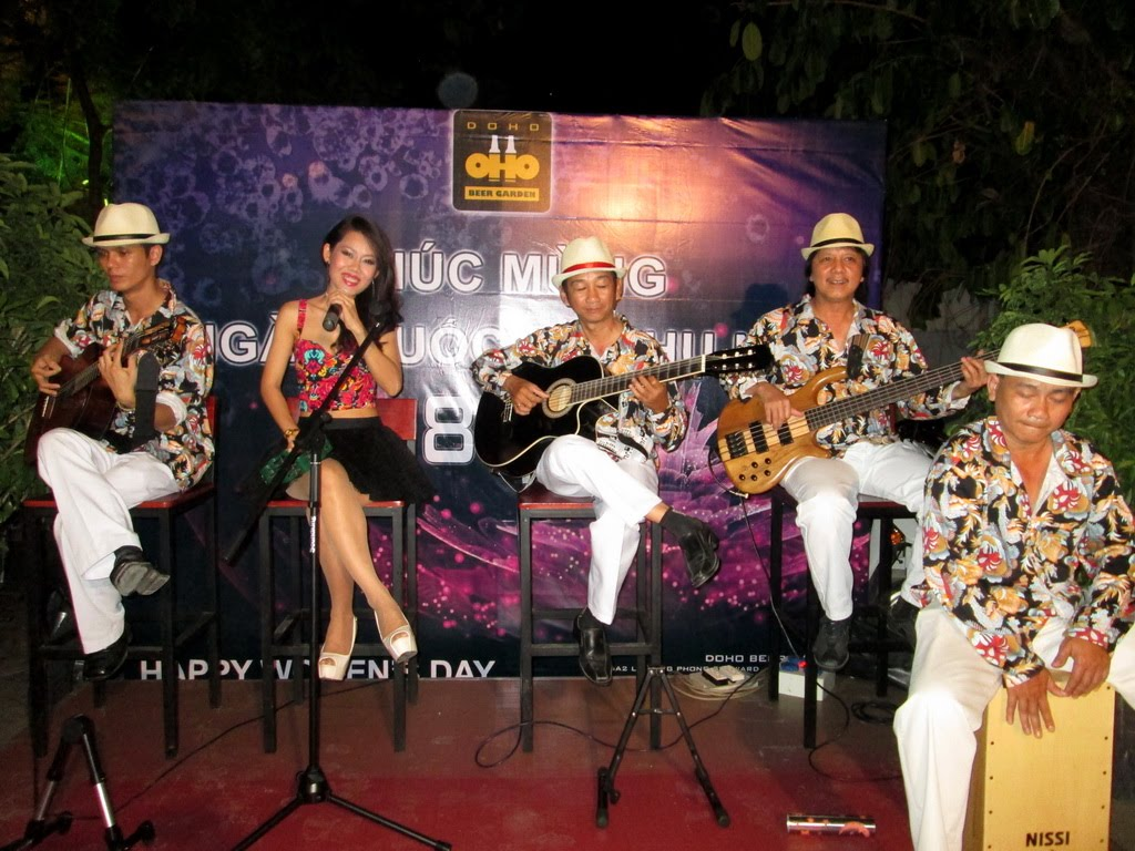 Cho thuê ban nhạc Flamenco