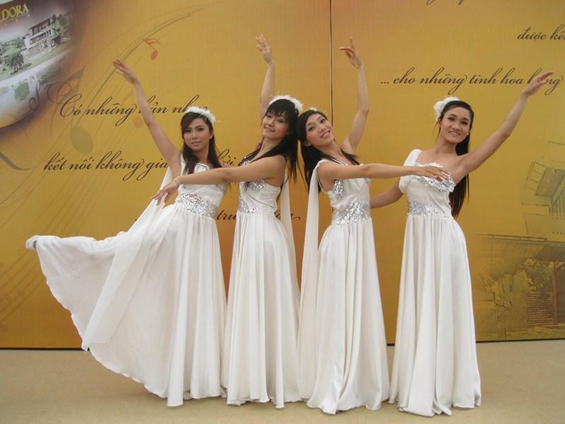 Cho thuê nhóm múa Ballet (Ba lê)