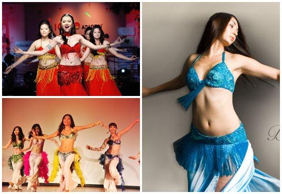 nhóm múa bụng (Belly dance)