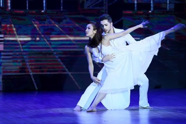 nhóm múa đương đại, múa hiện đại