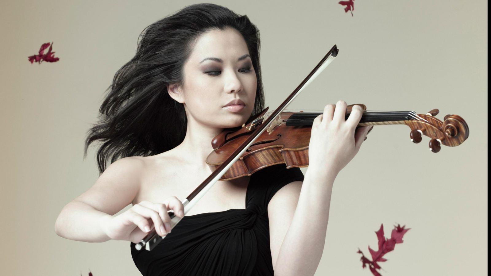 nghe si bieu dien dan violin chuyen nghiep